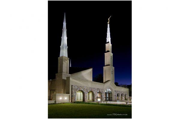 Johannesburg South Africa LDS Temple